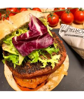 Nuestra Hamburguesa Vegana